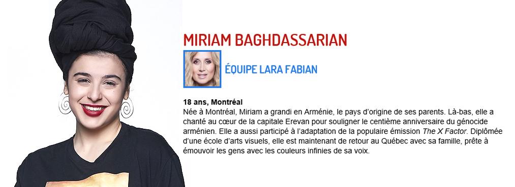 Miriam Baghdassarian
